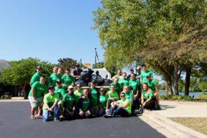 2017 Rock River Clean Sweep Volunteers